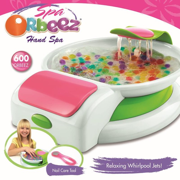 Pampered Princesses with the Orbeez Hand Spa - Bizzimummy 🧚 ♀️