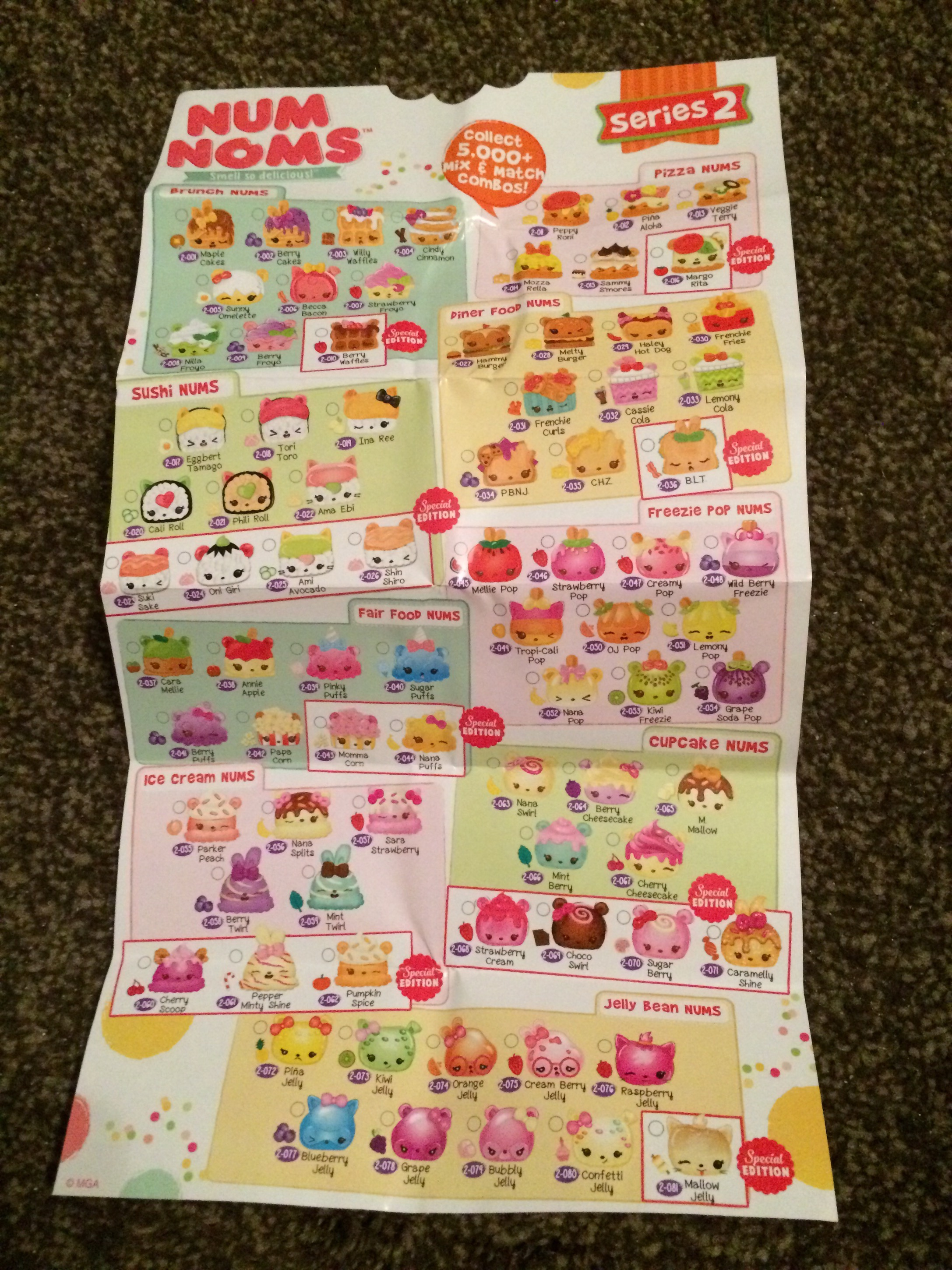The Num Noms Do Have The Whole Japansese Kawaii/images Feel About Them.  Cute, Collectable And Especially With The Addition Of Lip Gloss, Stamps And  Erasers.