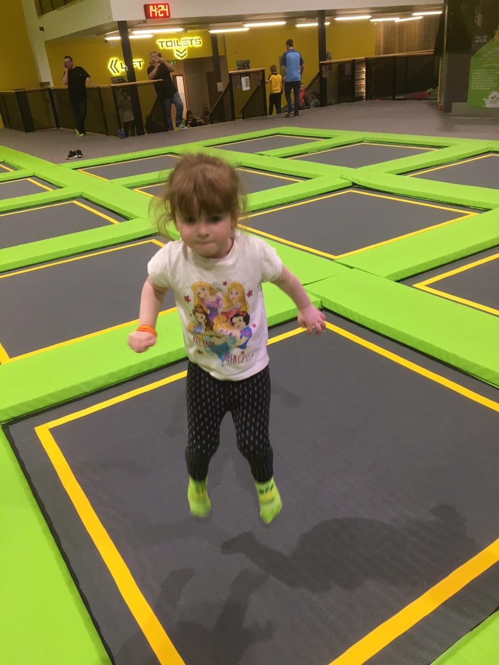 Bouncing Fun At Jump Xtreme Bolton Bizzimummy